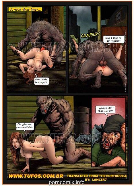 Комиксы с монстрами хентай 45793 фотография