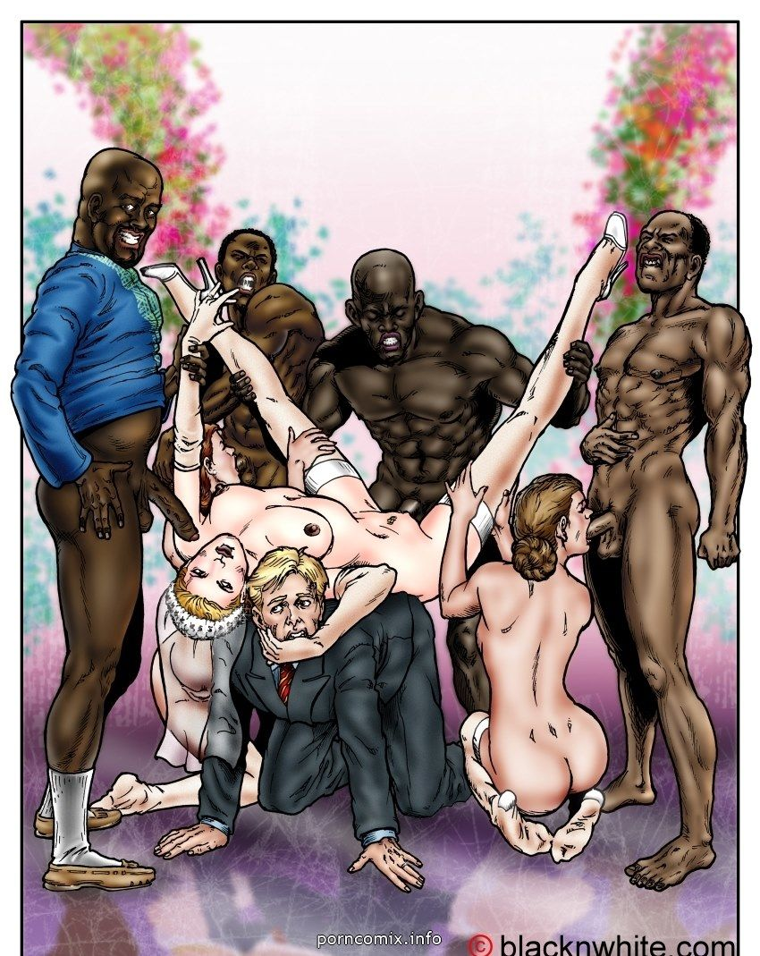 Interracial man boy sex comics