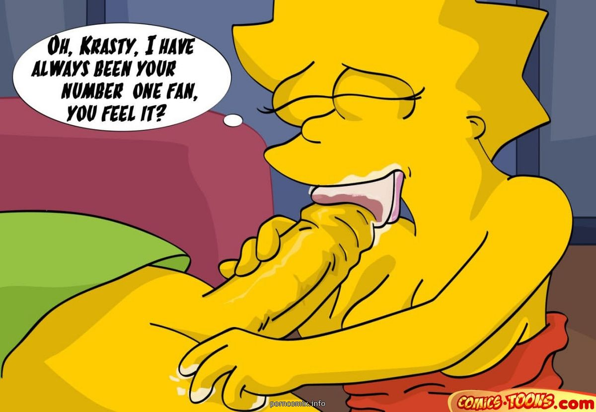 Krusty Unzipped Simpsons Poster Krusty The Clown Poster