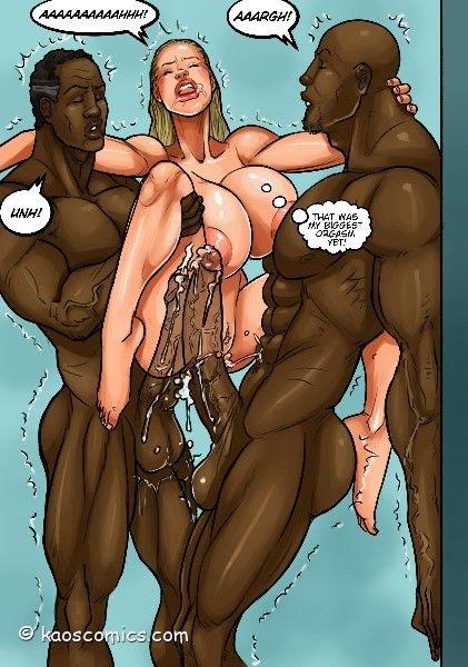 Interracial порно комиксы 25351 фотография