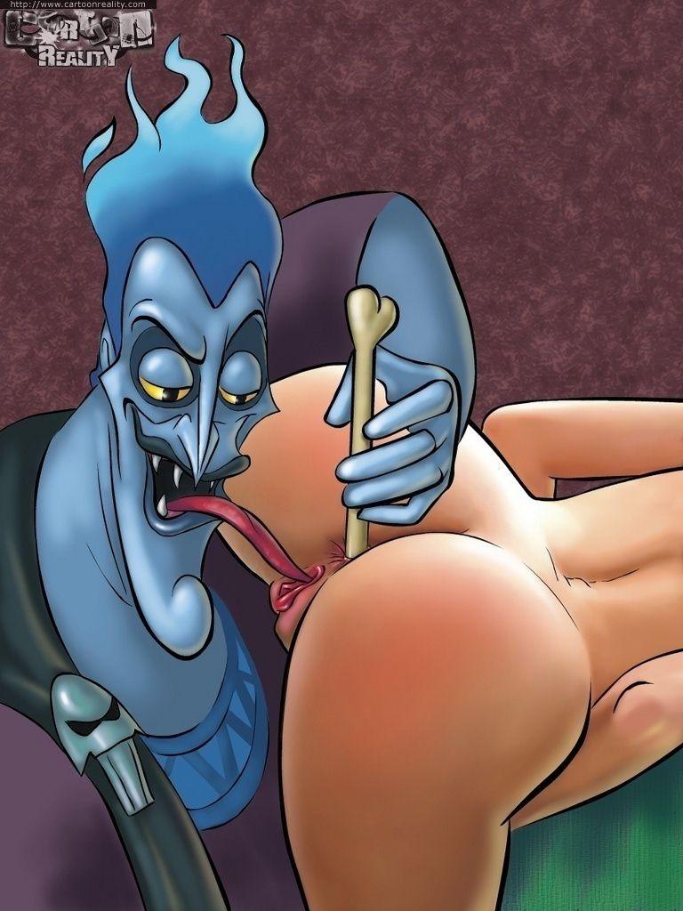 Порно мультик геркулес смотреть