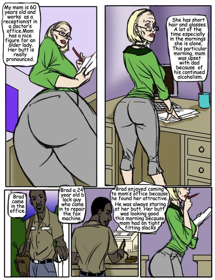 Матуре комиксы