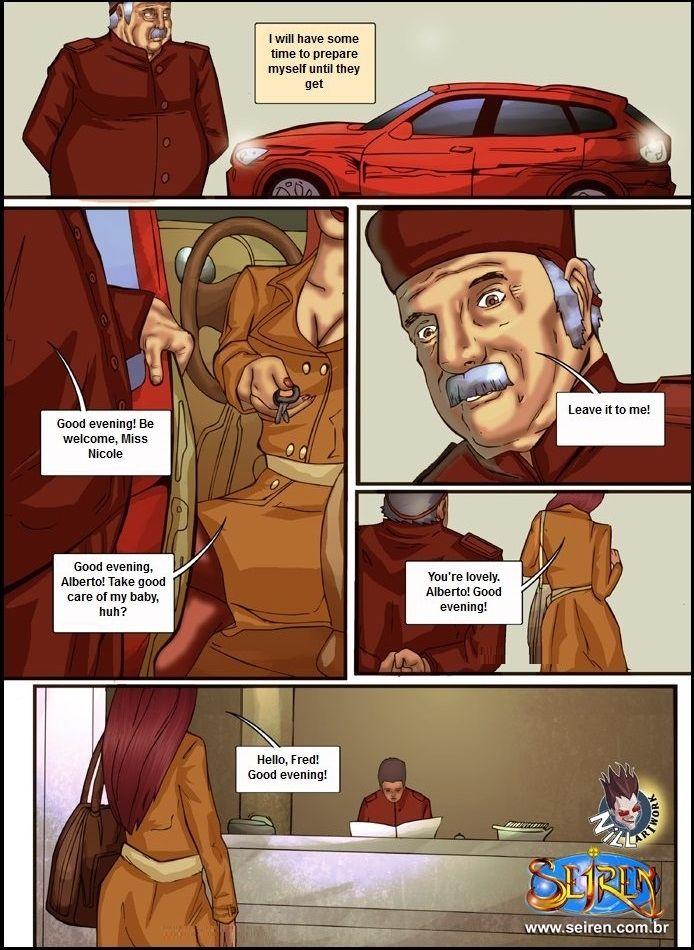 Порно комиксы про николь 89118 фотография