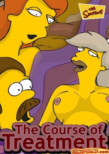 порно галерея симпсонов
