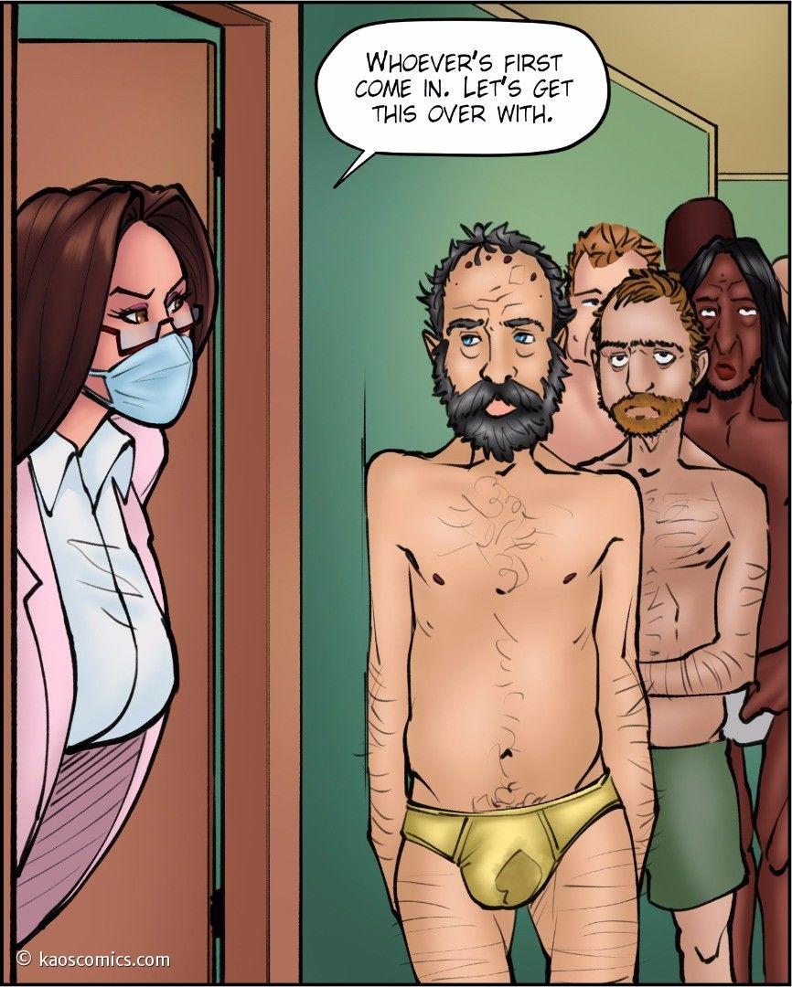 Doctor sex comics