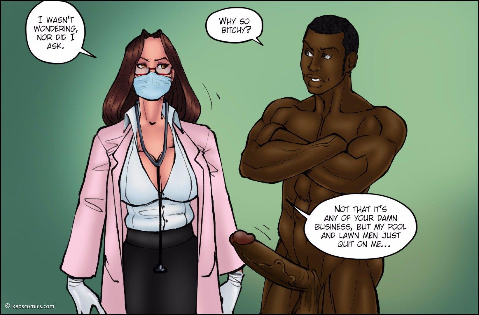 Зачем доктор шлюха
