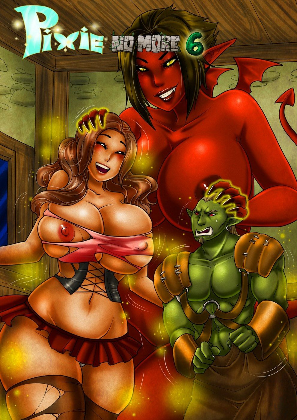 Pixie porn cartoons porn photos