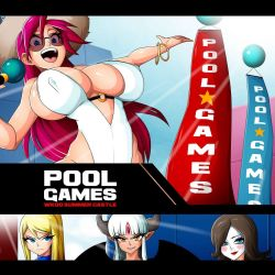 Witchking00 - Pool Games Summer Castle