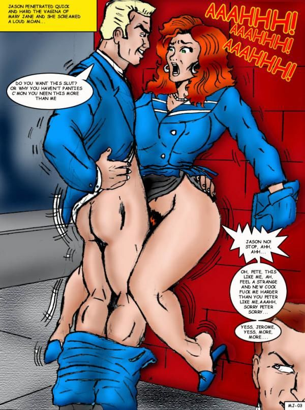 Toy mary jane porn comic nude mature