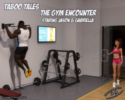 Scorpio69 - The Gym Encounter - Taboo Tales