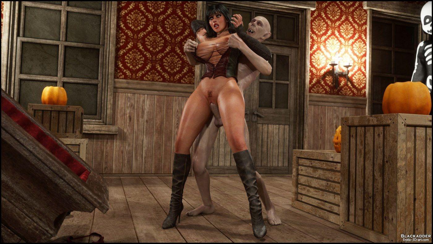 Halloween sex story — img 6