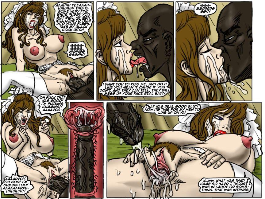 Порно комикс свадьба