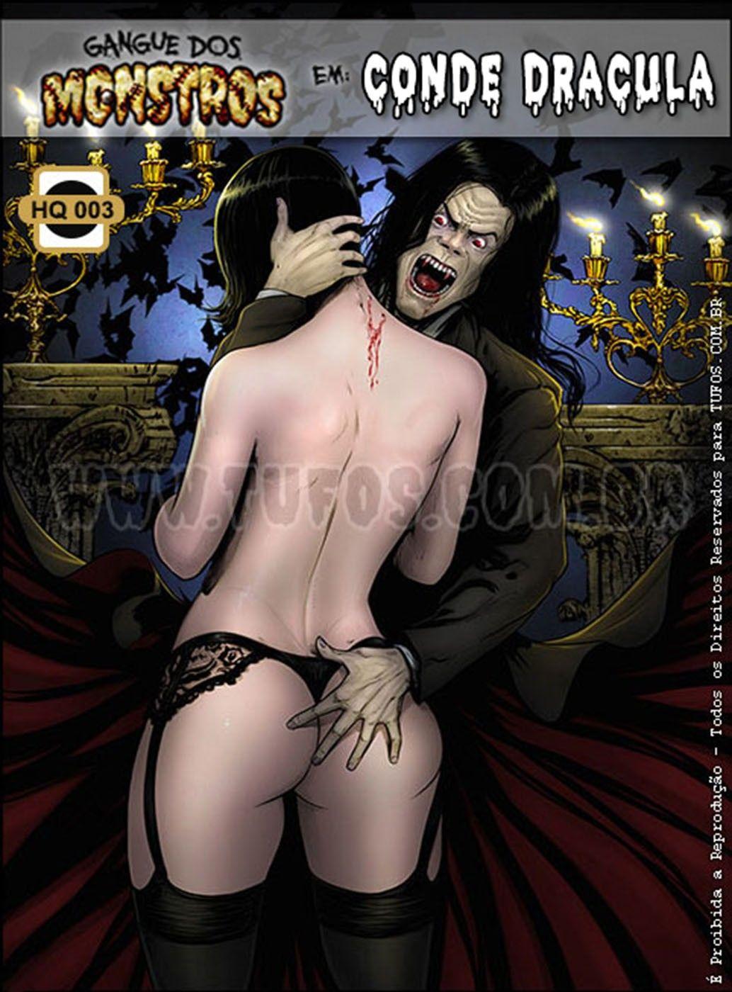 Смотреть Мультики Граф Дракула Порно