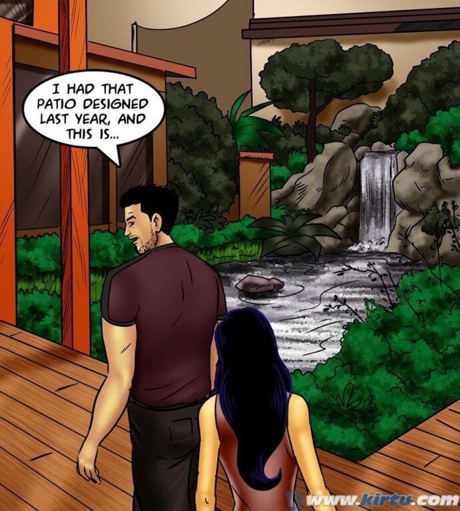 Savita Bhabhi Episode 72 Savita Loses Her Mojo Page 93 Free Porn Comics