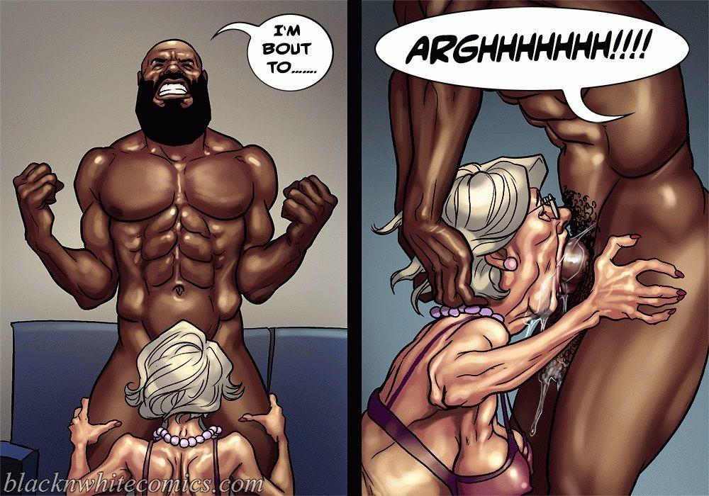 комиксы порно секс с неграми № 306824 бесплатно