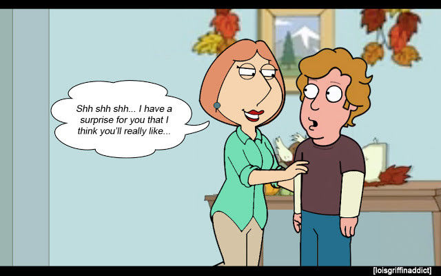Family Guy Naughty Mrs. Griffin Ch.2 Page 5 - Free Porn Comics