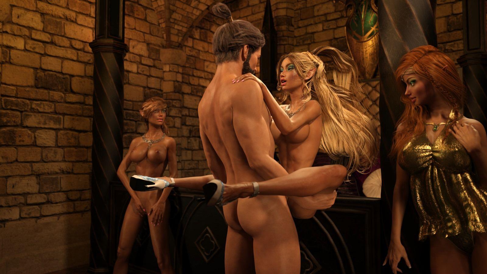 Fairy tales drawn comics porn