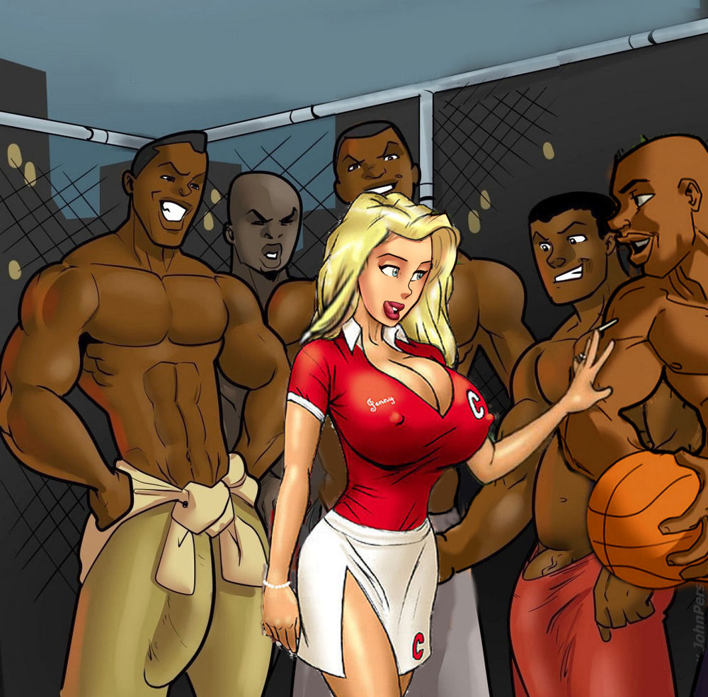 Interracial comic sex art john person sexy fuking guys