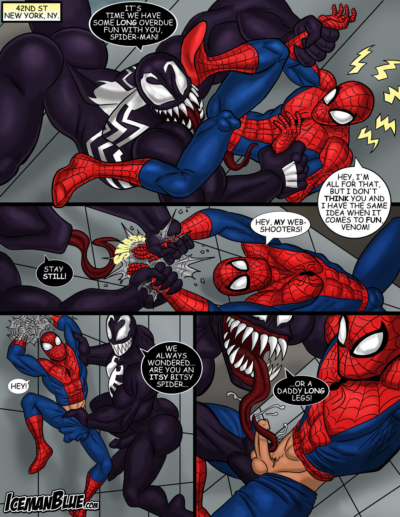 Spiderman Hentai Gif Porn