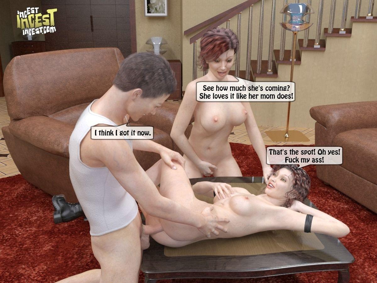Секс Рассказы Инцест Дочка
