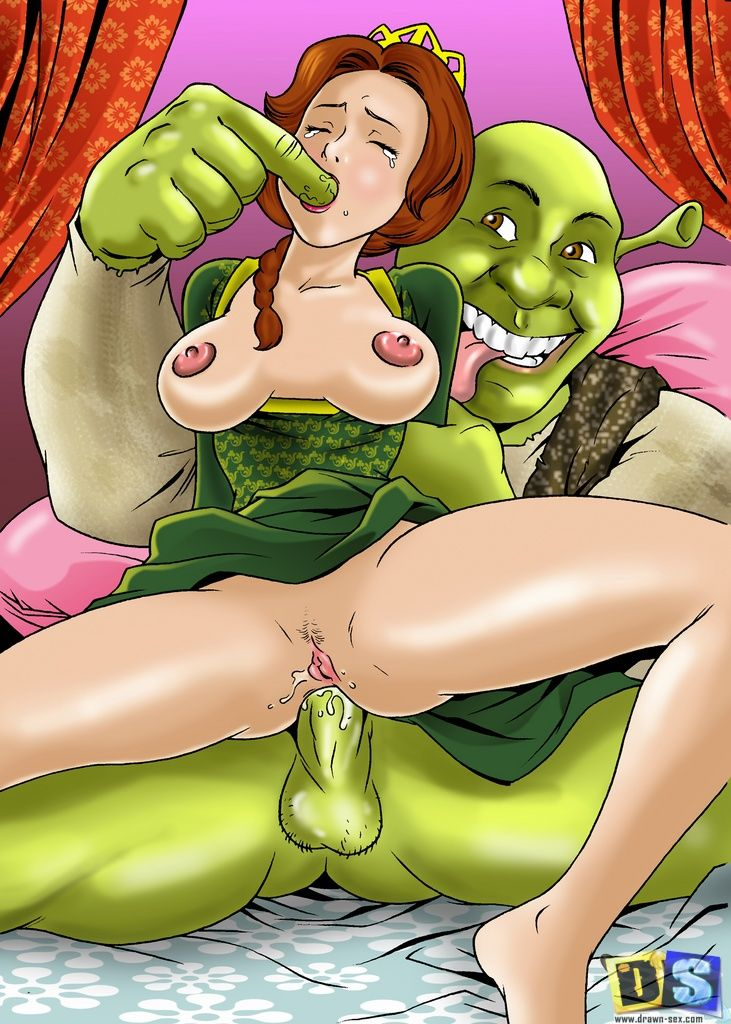 Shrek sex video, latino girls in a bikini
