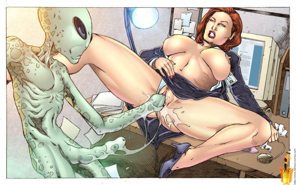 Alien impregnation porn deviantart