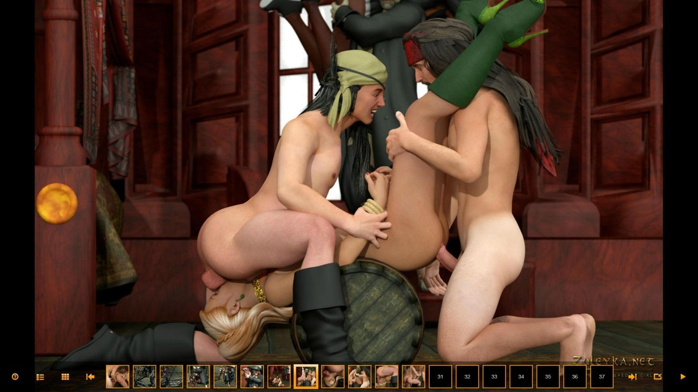 Pirates Of The Caribbean Porn Picture