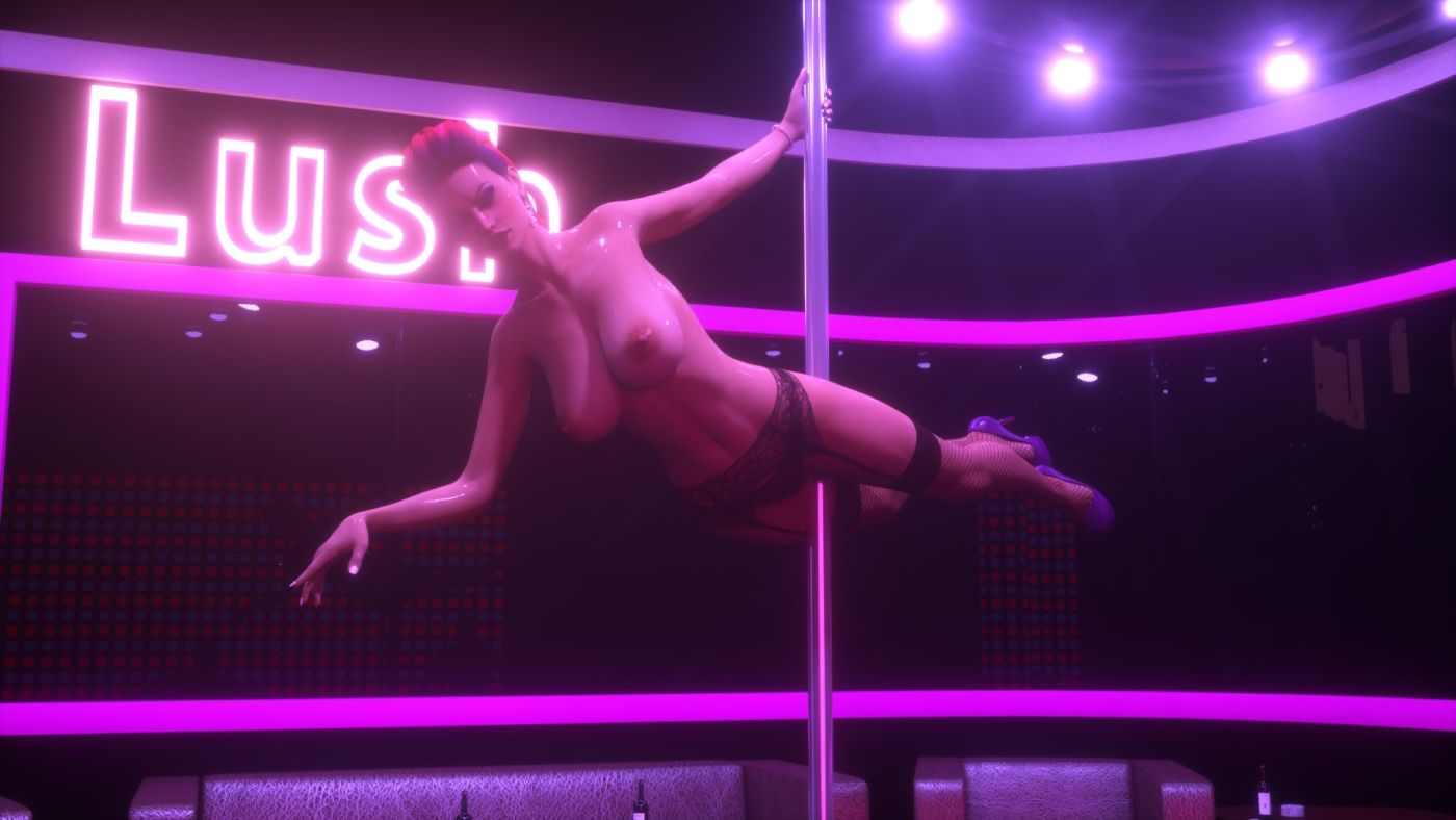 Would you let your little girl pole dance