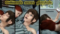 Girlfriends Secret Gloryhole - Nonsane