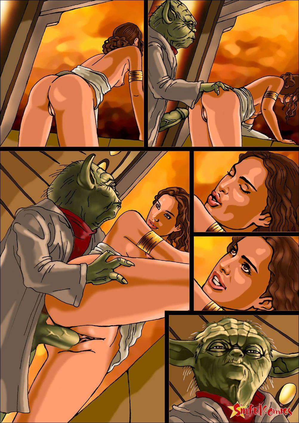 Jedi sex videos