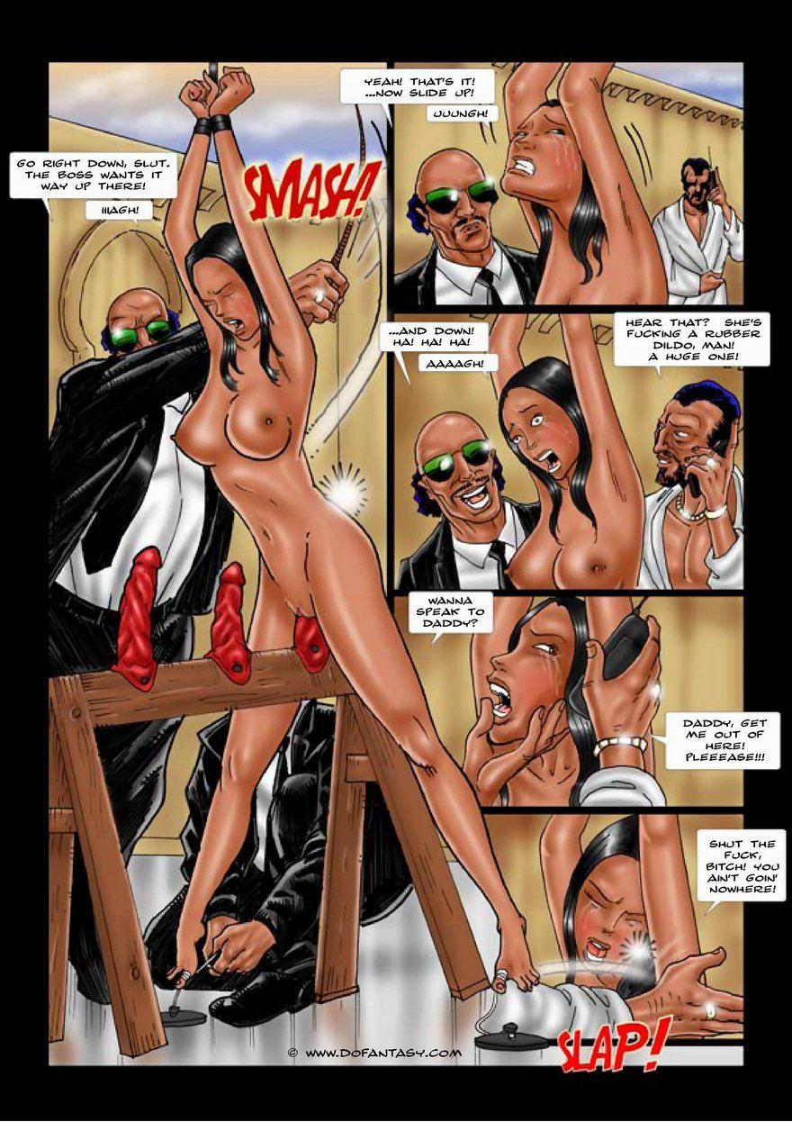 порно гарем комикс