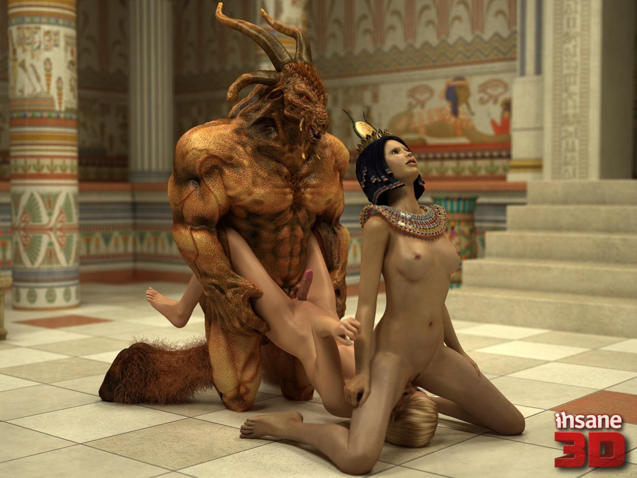 Порнофильм про богов