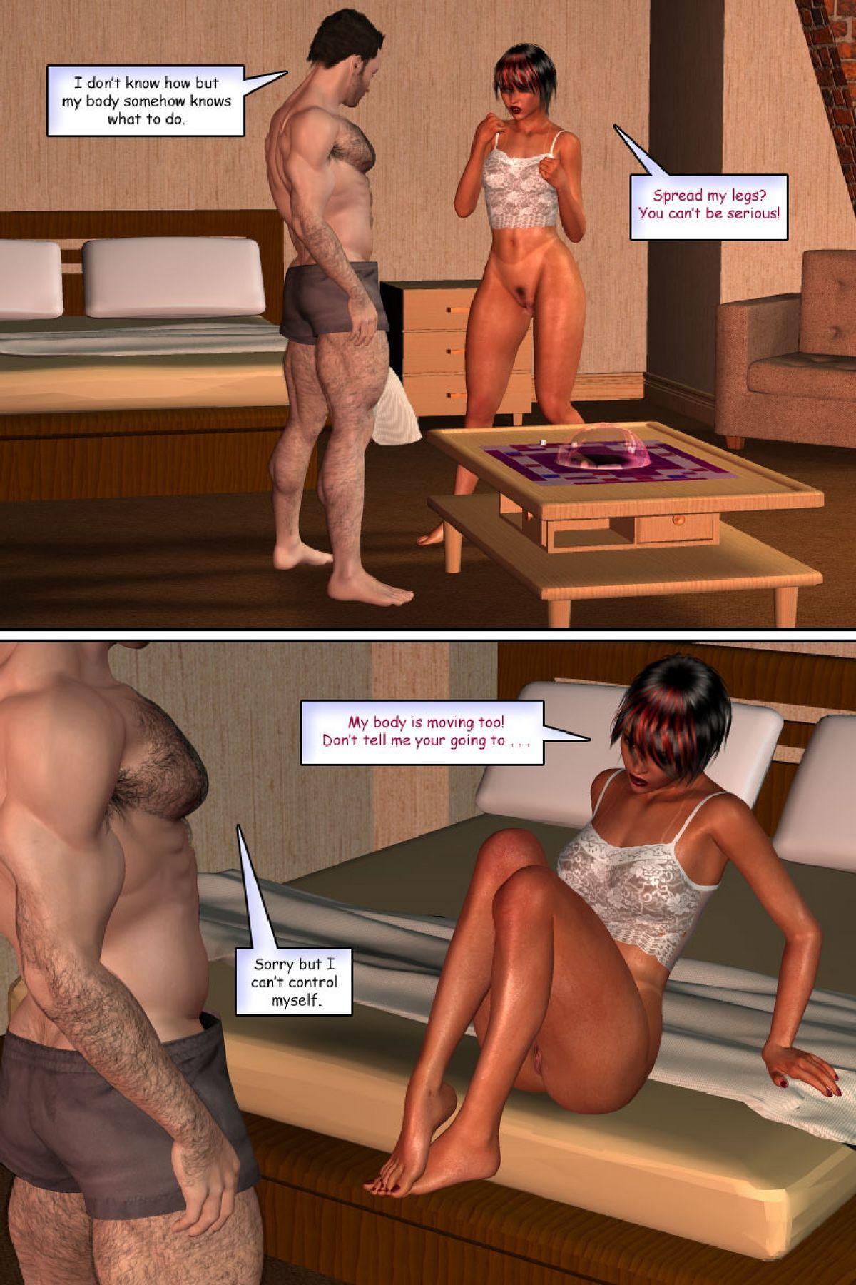 Порно рассказы превращение мужа