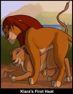 nude lion king comic