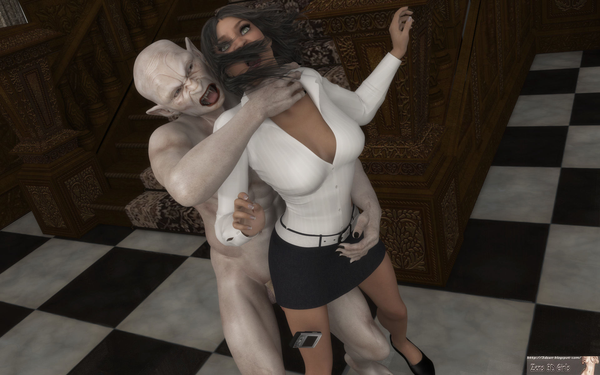 Love In The Mansion