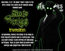 Slugs and Bugs - Invasion - The Anax