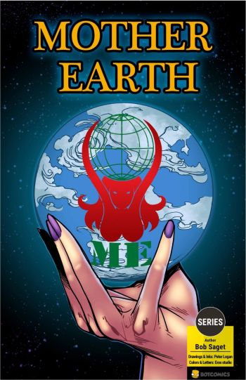 Mother Earth Bob Saget cover