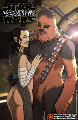A Complete Guide to Wookie Sex [Star Wars] Fuckit