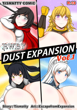 RWBY Dust Expansion (EscapefromExpansion)