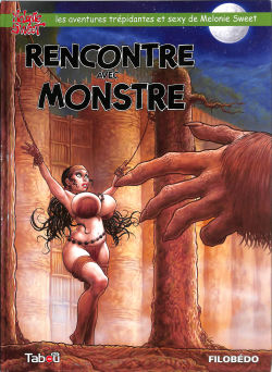 Melonie Sweet 2 Rencontre avec un monstre (French)
