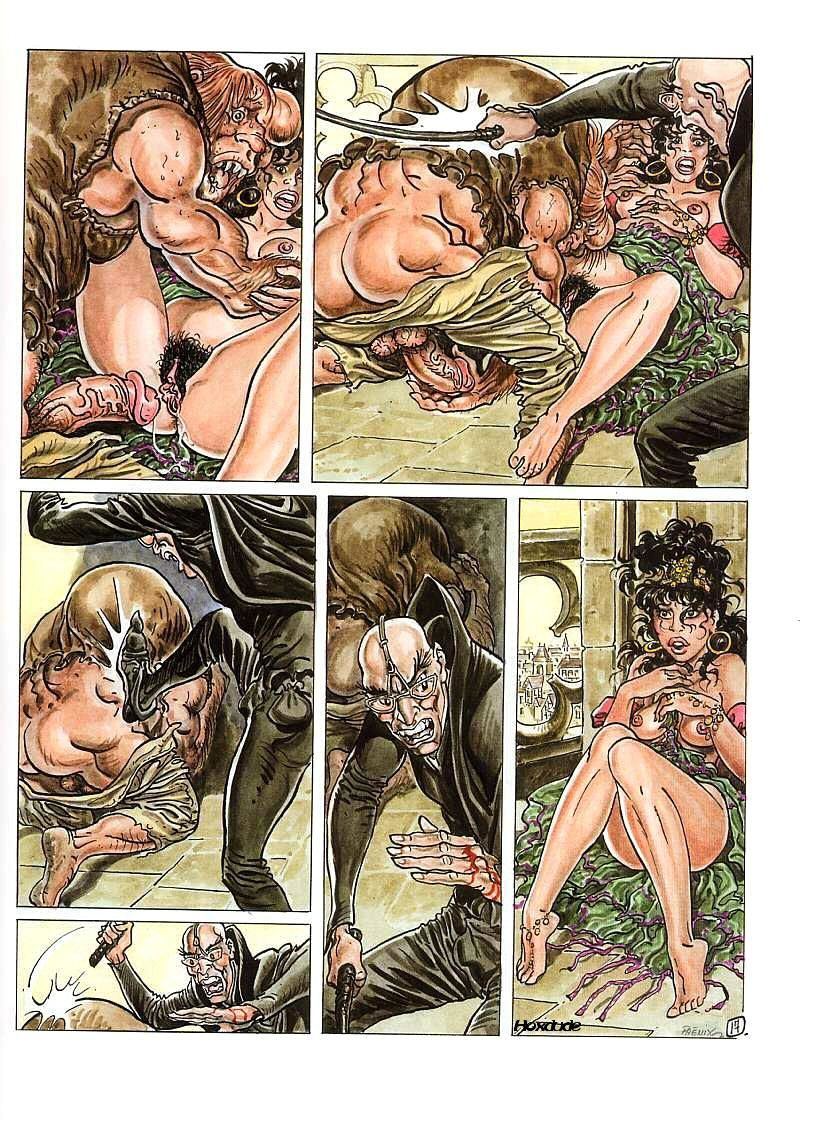 Erotic comics online free reads