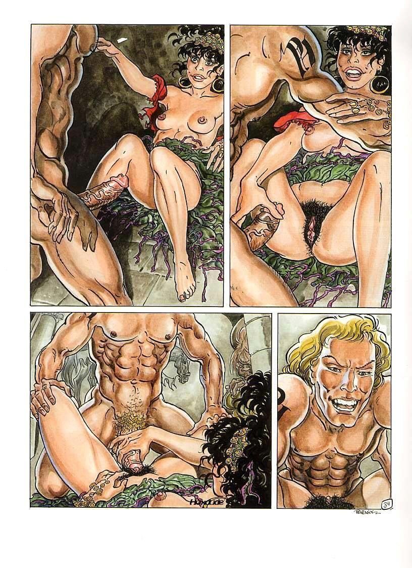 Esmeralda hentai and cartoon porn guide blog