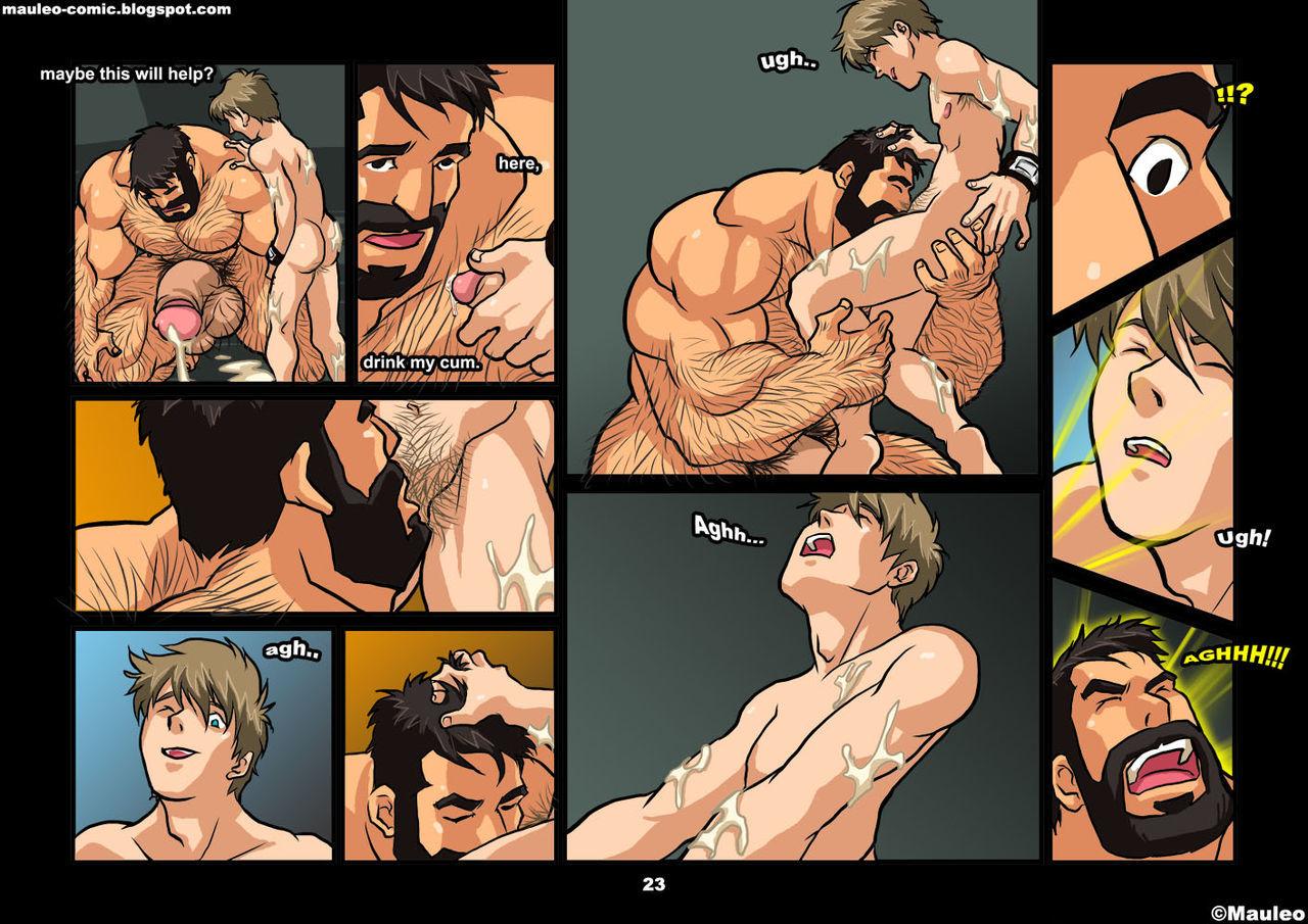 Порно Комиксы Геев 13 Леток
