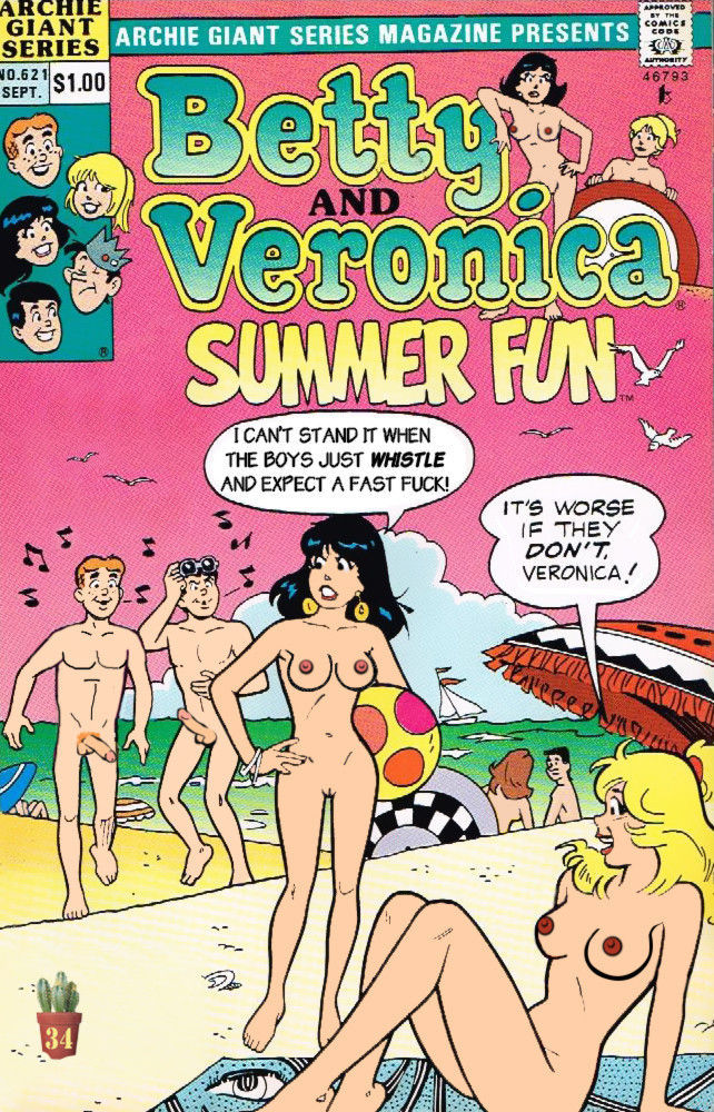 Betty and veronica sex