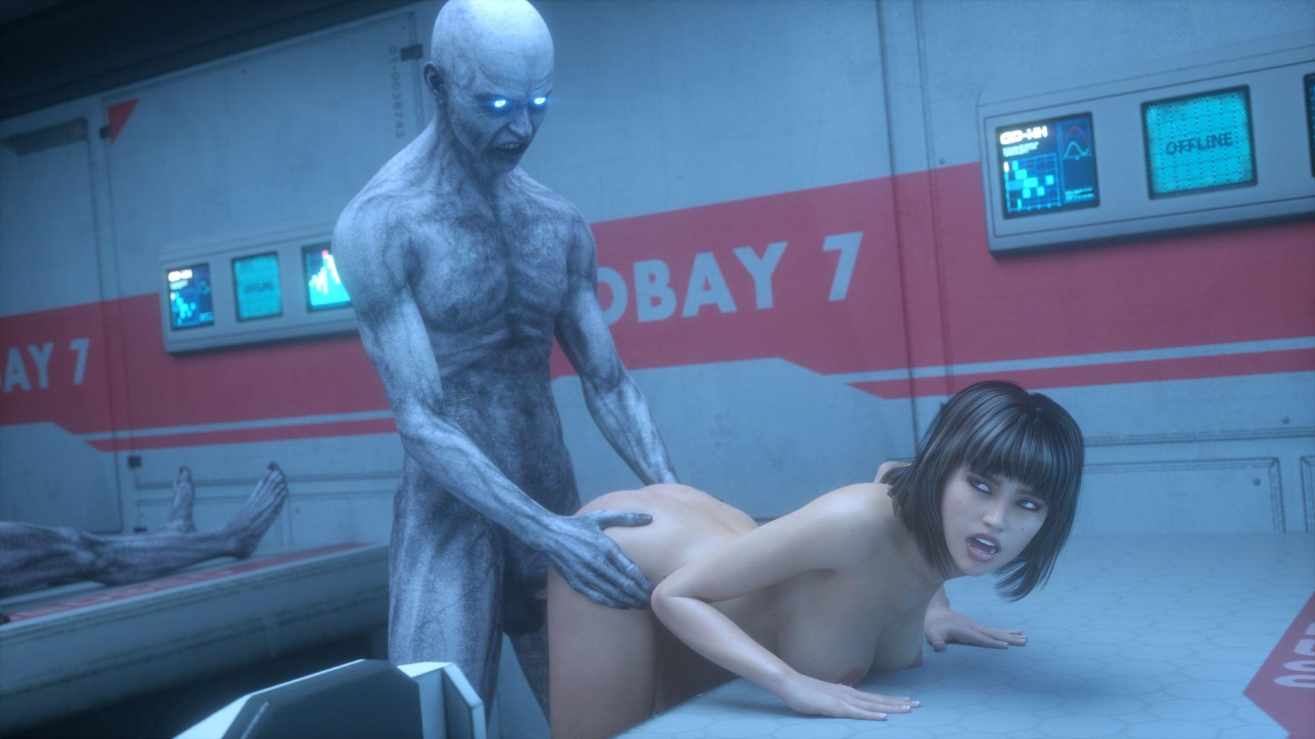 Science fiction men naked, la petite maison in oceanside