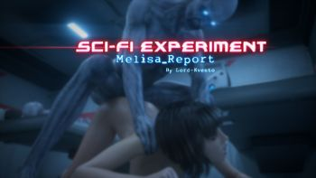 Sci-FI Experiment Melisa Report (Lord Kvento) cover