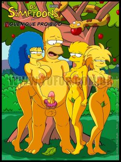 Forbidden Picnic The Simpsons (Tufos)