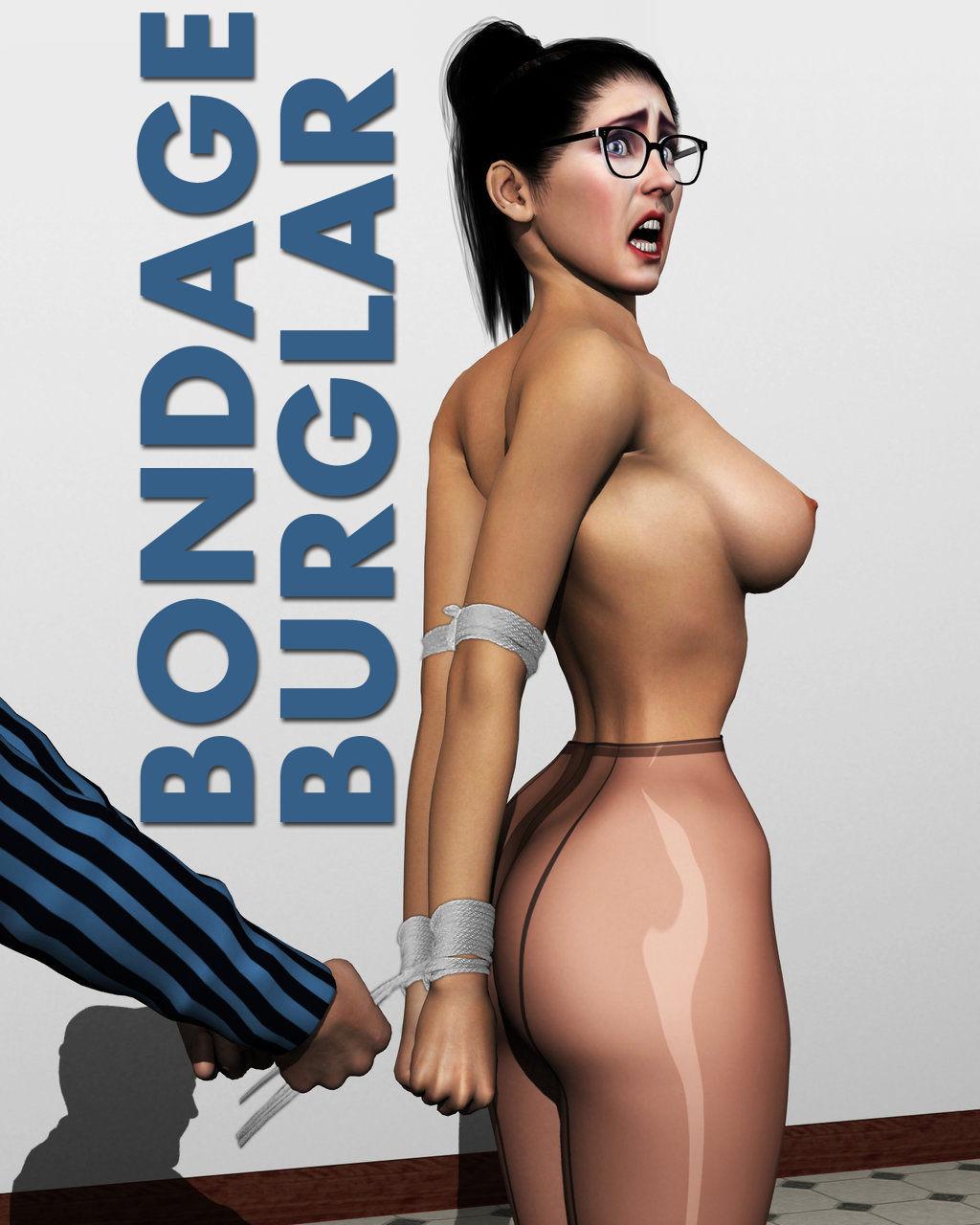 Watch burglar bondage