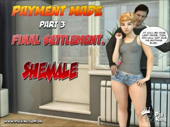 Payment Made 3 Final Settlement (Pig King) cover
