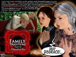 Family Traditions 2 - Dreadful Sin